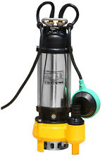 IBO WQF250W Submersible Electric Sewage Dirty Water Pump Float Switch SMALL