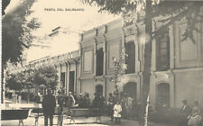 Tarjeta Postal. BAÑOS DE MONTEMAYOR (CÁCERES). Gran Balneario.