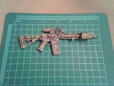 1/6 scale rifle cal tek larue hybrid OBR atacs Easy simple