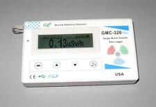 GMC-320 PLUS v4 GEIGER COUNTER | NUCLEAR RADIATION DETECTOR | BETA, GAMMA, X RAY