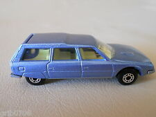 MATCHBOX LESNEY SUPERFAST « CITROEN CX »  n° 12 – 1979