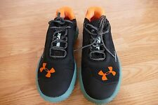 NEW Under Armour Fat Tire Low Michelin Wild Gripper Shoe Size 11 Green Black