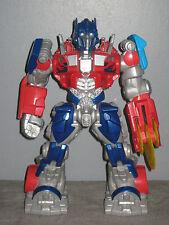Robot HASBRO Sonore et lumineux  TRANSFORMERS   ** PRIME OPTIMUS **   28 cm