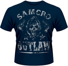 Sons Of Anarchy - Outlaw T-Shirt Homme / Man - Taille / Size S PLASTIC HEAD