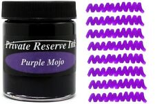 PRIVATE RESERVE - Fountain Pen Ink Bottle - PURPLE MOJO -  66ml - New