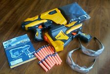 NERF Dart Tag Speedload 6 Starter Pack by Hasbro 2011 8+ Boys & Girls
