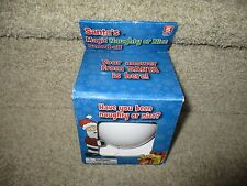 SANTA'S MAGIC NAUGHTY OR NICE Snowball - LIKE 8 BALL 2012 IN ORIGINAL BOX