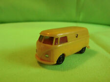 WIKING   VW VOLKSWAGEN  -  POST VW BUS   RARE SELTEN IN GOOD CONDITION