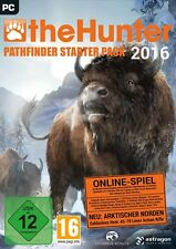 The Hunter 2016: Pathfinder Starter-Pack - PC Game - *NEU*