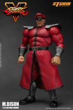 STREET FIGHTER M BISON STORM COLLECTIBLES FIGURA FIGURE NEW CAPCOM PRE-ORDER