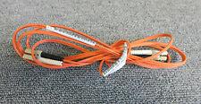 HP 263895-002 / 191117-002 multimode câble fibre optique LC vers LC 2m orange