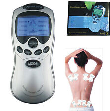 Tens Digital Therapy Machine Full Body Back Pain Relief Massager 8 mode Save £££