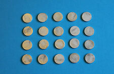 Warhammer,40K,Wargamers,Collectors & Gamers 15mm/16mm Round Metal Bases