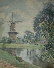 Wilhelm ULRICH (1905-1977) LEIDEN IN HOLLAND