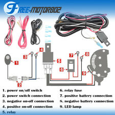 3 Off Road Light Wiring Harness - Wiring Diagram Verified Off Road Lights Wiring Harness on