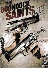 BOONDOCK SAINTS CAST OF 3 AUTOGRAPH SIGNED PP PHOTO POSTER