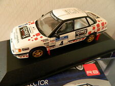 Vanguards Corgi VA11804 Subaru Legacy RS Manx Rally 1993 Burns and Reid