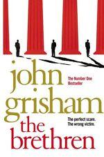 JOHN GRISHAM _____ LOS HERMANOS ____ NUEVO ____ ENVÍO GRATIS EN RU