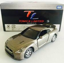 Takara Tomy Tomica Limited Nissan Skyline GT-R R35 ( Gun Metal ) - Hot Pick