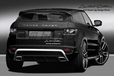 Limited Edition 4x4 Power by Range Rover Aufkleber Sticker Sport Mind Evoque
