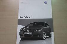 171695) VW Polo 9N GTI - Preise & Extras - Prospekt 05/2007