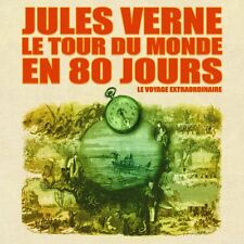 CD Jules Verne : Le Tour du monde en 80 jours / IMPORT