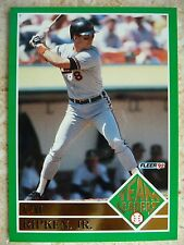 1992 Fleer Team Leaders #17 Cal Ripken Jr.