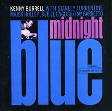 Midnight Blue - Kenny Burrell (1999, CD NIEUW) Remastered