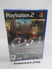 DEVIL SUMMONER SHIN MEGAMI TENSEI - SONY PS2 PLAYSTATION 2 - NEW PAL VERSION