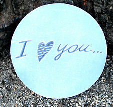 Valentine Day plaque plastic mold Personalize for a special person or pet