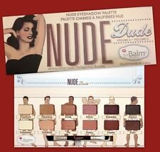 theBalm NUDE DUDE VOLUME 2 EYESHADOW PALETTE ~ DELIGHTFUL BEAUTY