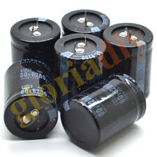 5pcs Electrolytic Capacitor 8200uF 80V 35*45mm Free Shipping