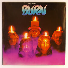 "12"" LP - Deep Purple - Burn - B4435 - washed & cleaned"