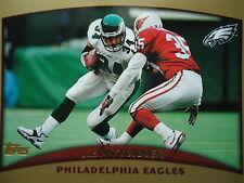 NFL 187 Kevin Turner Philadelphia Eagles Topps 1998