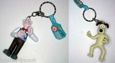 WALLACE & GROMMIT - Wallace & Grommit 2 x Keyrings