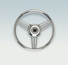 Ultraflex V27 Stainless Steel 350mm Boat Steering Wheel