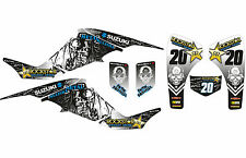 STICKER KIT FOR SUZUKI LTZ 400 + LTZ400 + GRAPHICS KIT + MOTOCROSS STICKERS