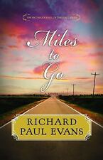 Miles to Go (Center Point Platinum Fiction (Large Print))-ExLibrary