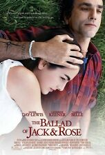 THE BALLAD OF JACK AND ROSE movie poster DANIEL DAY LEWIS  - 13 x 19 inches