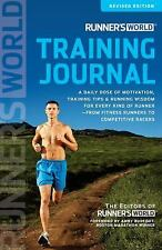 Runner's World Training Journal: A Daily Dose of Motivation, Training Tips & Run