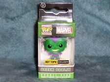 Marvel, Green Goblin Pocket Pop! Keychain, Hot Topic Exclusive Bobble-Head