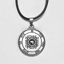 Salomone Seal Magic LOVE Amulet POWER TALISMANO Pentacle VENUS collana con pendente UK