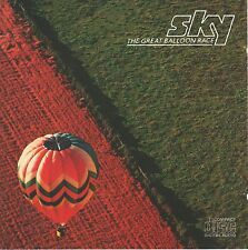 The Great Balloon Race by Sky (CD, 1985 Epic) French Import/7th Album/Peek&Gray