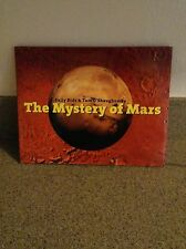 "First Woman Astronaut ""Sally Rider "" Signed The Mystery of Mars Hardcover Book"