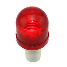 LED Road Hazard Skip Light Flashing Scaffolding Traffic Cone Safety Strobe J#~