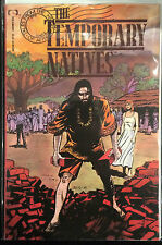 Tales From The Heart Of Africa The Temporary Natives GN VF Epic Comics