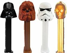 Star Wars -  Pez Dispenser With Two Refils (Sold Singly)  - QCP999
