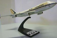 Air France AF Boeing B747 1:200 company issue vintage TOPPING plastic model AX