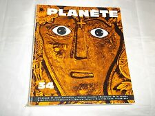"""REVUE """"PLANETE N° 34"""" (1967)  PAUWELS & BERGIER"""