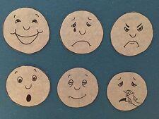 Feelings Emotions Felt Flannel Board Story Teachers Resource